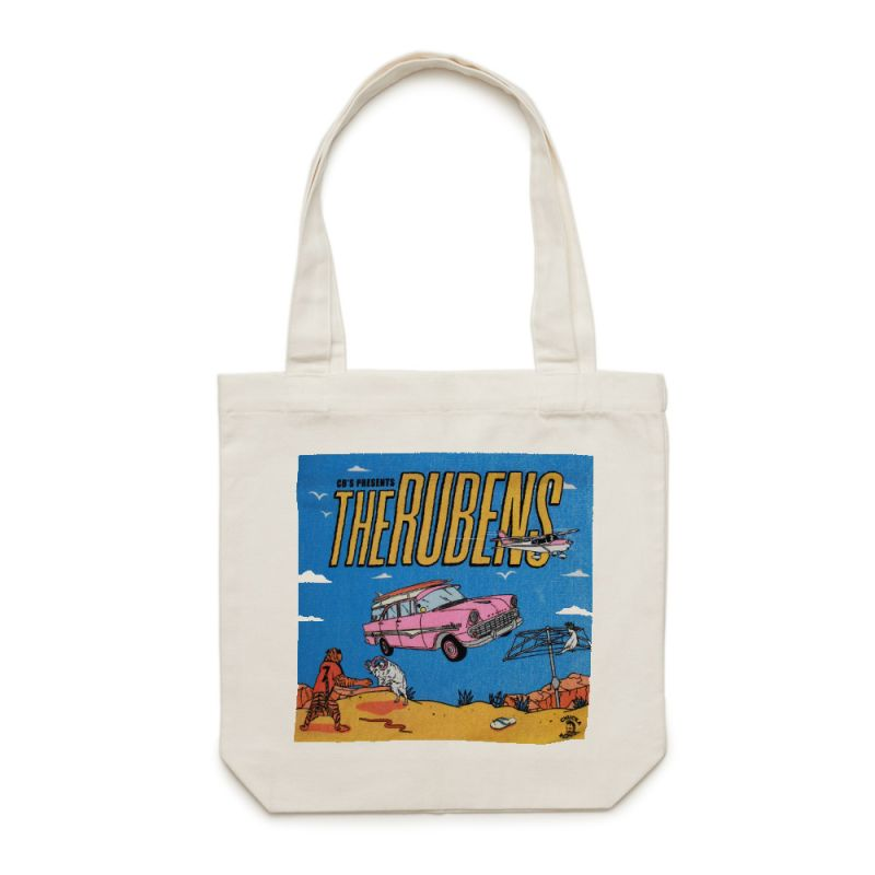 Tote Bag Chucka 2020 Tour